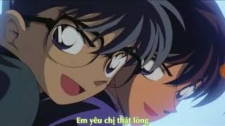 Trích đoạn Conan ( Shinichi ) và Ran ( part 4 )