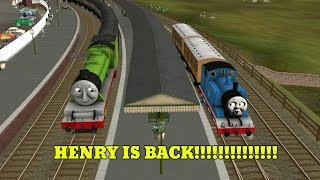 Henry is Back!!!!!!!!!!!!!