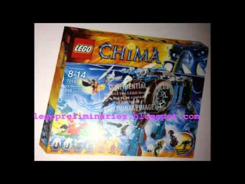 Lego Chima 2014 Summer Sets Lego Chima Summer 2014 Ice