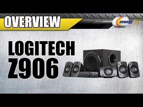 Newegg TV: Logitech Z906 500W 5.1 Speakers Overview