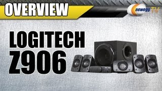 Newegg TV_ Logitech Z906 500W 5.1 Speakers Overview