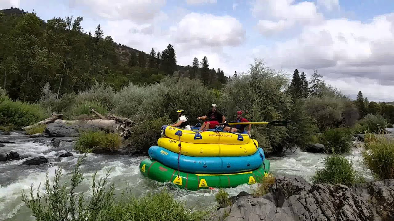 Quad Stack Rafting Is Perfect For People Who Want To Stay Dry