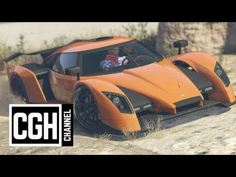 GTA Online Update: Autarch