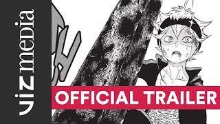 Black Clover - Official Manga Trailer