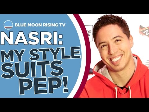 Samir Nasri: My Style Suits Pep Guardiola | New Balance Boot Launch