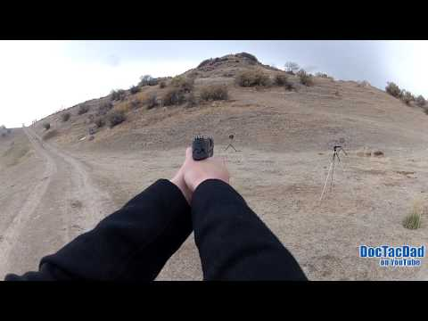 M&P Shield vs Ruger LCP