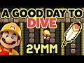 Super Mario Maker [2YMM] - A Good Day To Dive [#27]