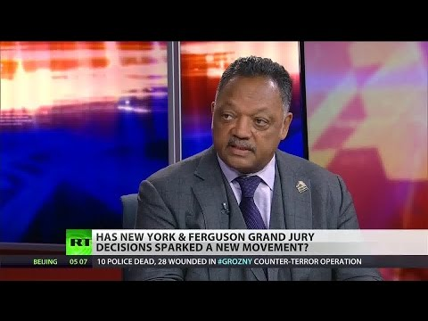 """Even if you are innocent, you cannot be spared"" – Jesse Jackson on police injustice"