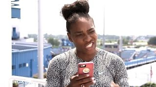Serena Williams   WTA Live Fan Access presented by Xerox   2015 Western & Southern Open