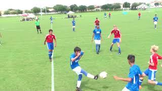 WHYSA Kicks 03 Boys U16  VS  AGUILA 02B (TXS) (0-2) - 2018 BAZOOKA SOCCER PRE-S. TOURNAMENT - Final