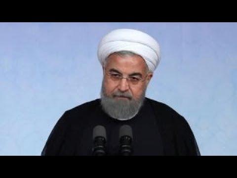 President Trump signals intent to de-certify Iran deal