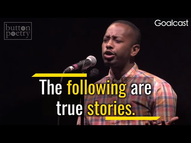 This Poem Will Change Your Life | Rudy Francisco - Complainers | Goalcast thumbnail