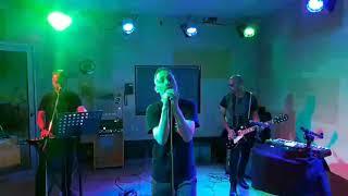 "HALO EFFECT - ""SHOUT"" (studio live session on Facebook)"