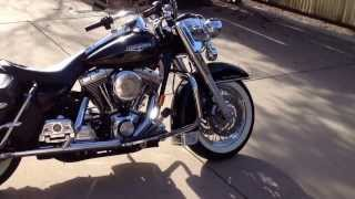 2002 Harley Davidson Road King Classic - Stage 1 - Power Commander - Arlen Ness Air Filter