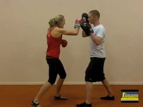 Home Boxing Workouts - Boxing Tabatas Round Three Image 1