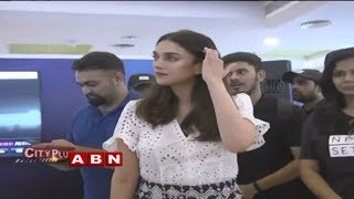 Aditi Rao Hydari launches OnePlus 6 mobile at Hyderabad | Face to Face with ABN