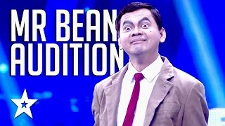 Mr Bean Auditions For Thailand