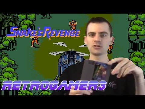 MetalGear Snakes Revenge by RetroGamer3