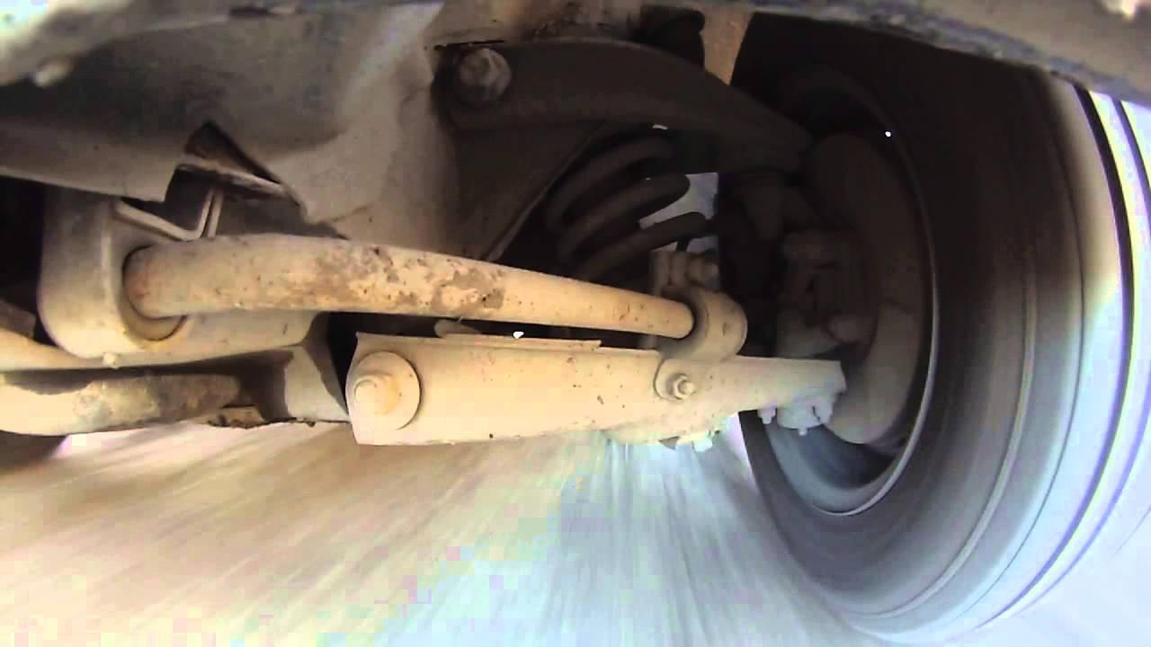Ваз 2107 ремонт ходовой части