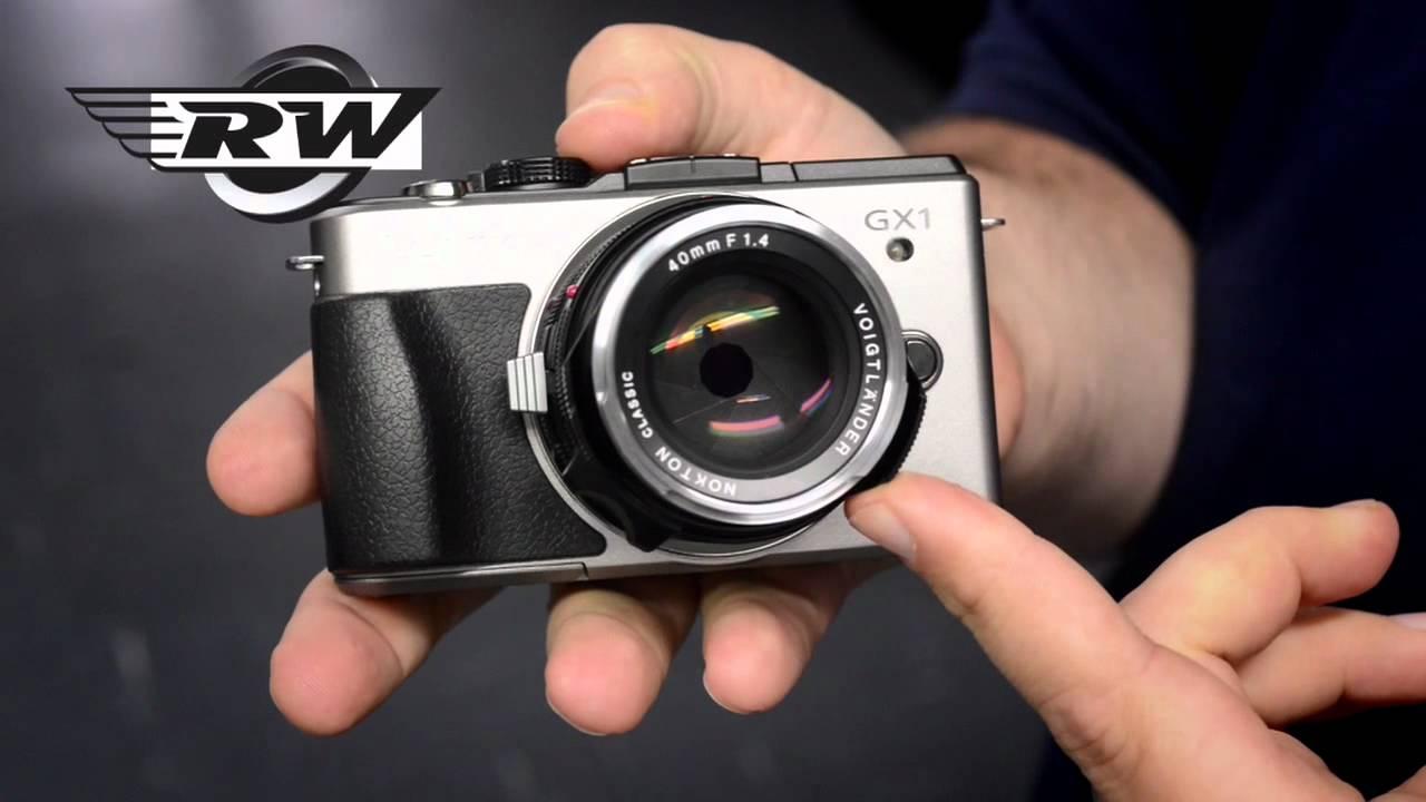 Lens 35mm F1.4 Voigtlander 40mm F1.4 vm Lens