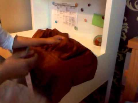 How to sew a belt salwar - Part 1