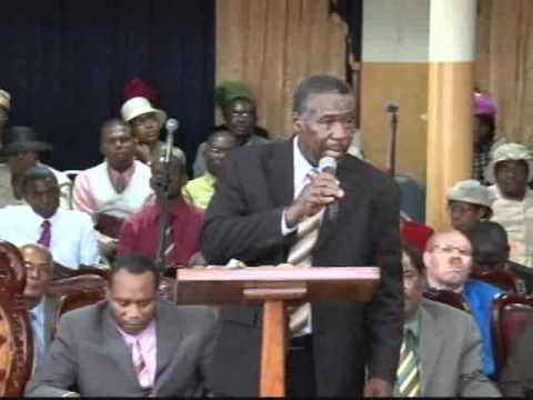 Sunday 16 Oct 2011 Morning Service Preacher: Asst. Pastor Victor Douse