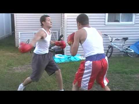 boxing 1st round ali vs.frazier Video