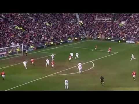 Paul Scholes all the goals for Manchester United (1993-2010)
