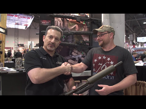 SHOT Show 2015: ATI New Products