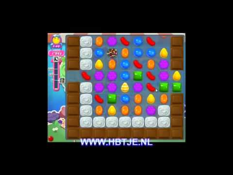 Candy Crush Saga level 51 to 65