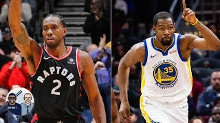 Clippers obsessed with landing Kawhi Leonard and Kevin Durant | Jalen & Jacoby