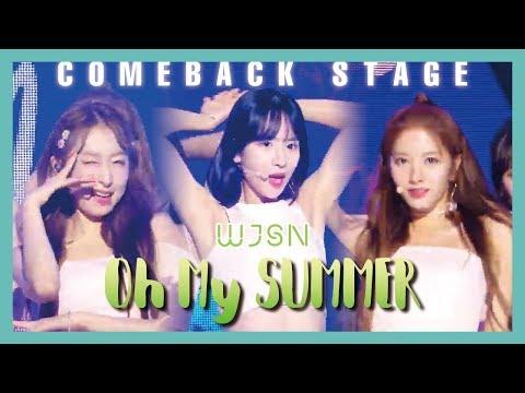 Download Comeback Stage WJSN - Oh My Summer,   우주소녀 - 눈부셔  Show  core 20190608 Mp4 baru