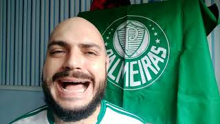 Pós Jogo Palmeiras 4 X 0 Santos - Brasileirão 2019