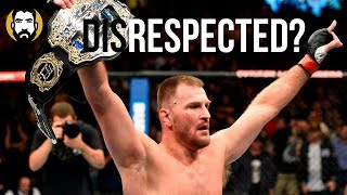 Is Stipe Miocic Right To Feel 'Disrespected' By UFC? | Luke Thomas