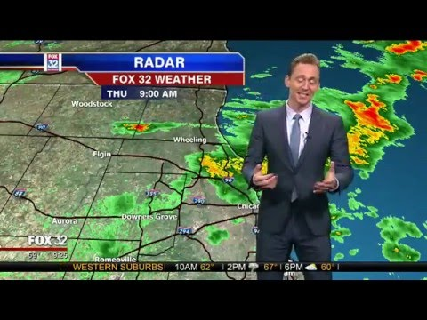 Loki (Tom Hiddleston) Does the Weather