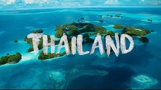 Backpacking Thailand (GoPro)