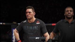 EA SPORTS™ UFC® 3_사우스님과스파링.비스핑.크리스.