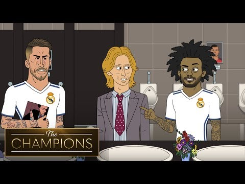 The Champions: Episode 6