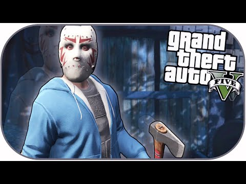 GTA 5 Online Funny Moments: Scary Cave Edition! (GTA 5 Next Gen)