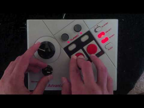 NES Advantage Synth