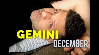 GEMINI December 2017 Horoscope Tarot - INSPIRATION | Radiance | Success & Love