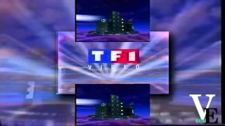 {YTPMV} TF1 Video 1990 Scan