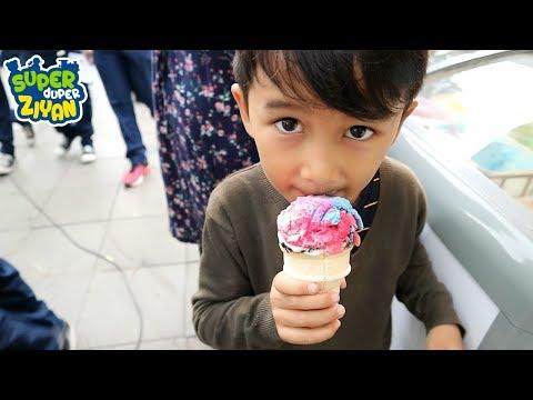 Video wisata es krim bandung