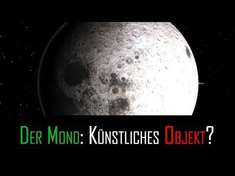 Ist der Mond künstlich erschaffen?