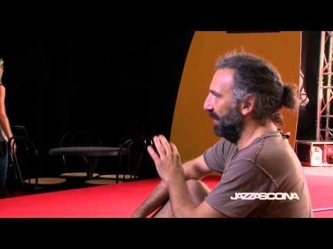 Intervista a Stefano Bollani, live @ JazzAscona 2014, 22nd of June 2014