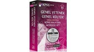 Download Lagu Pegem Akademi Yayınları - 2019 KPSS Genel Yetenek Genel Kültür Konu Anlatımlı Modüler Set Gratis STAFABAND