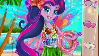 Pony Dress Up Games With Christmas Princess For My Little