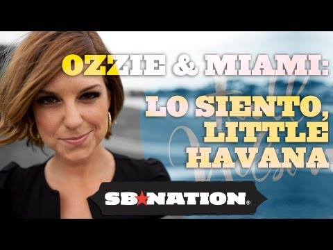 Ozzie Guillen Suspension & Miami: Lo Siento, Little Havana - Full Nelson