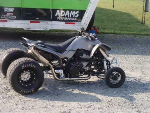 Yamaha Atv Turbo