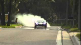 Heffner Twin Turbo Ford GT Video Test Drive